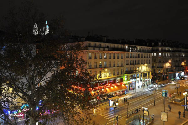 148 pigalle by night