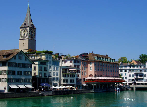 19 limmat river restaurants